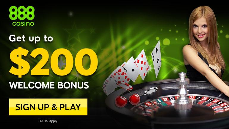 Os Jogadores Vão Adorar os Incríveis Jogos de Cassino Online & os Bônus de Boas-Vindas do 888 Casino