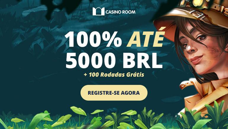 Bônus de Boas-vindas de $ 1500 Disponível no Casino Room