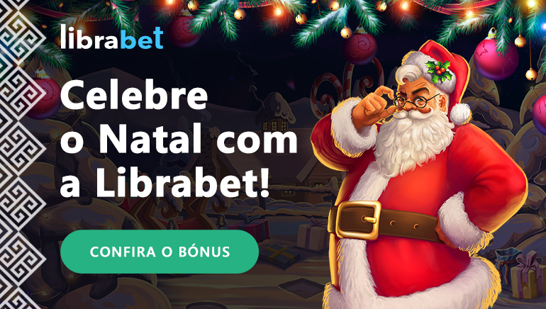 LibraBet Casino a Distribuir Bónus de Jogos de Natal