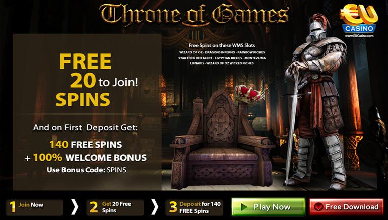 Throne of Games – A Promoção de Caça-níqueis Mais Emocionante de que Todo Mundo Está Falando