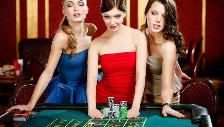 Jogo de Casino É Para Menina
