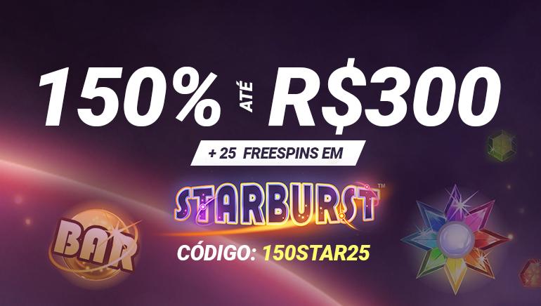 Exclusivo: 25 Giradas Grátis e 150% até o valor de R$ 300 no Bet90