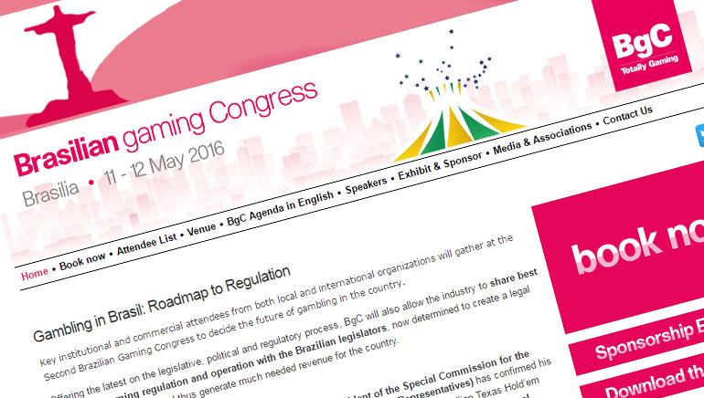 Início de Atividades: O Congresso Brasileiro de Jogos de 2016