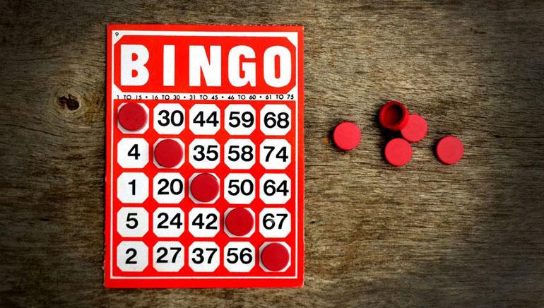 Bingo de 30 Bolas