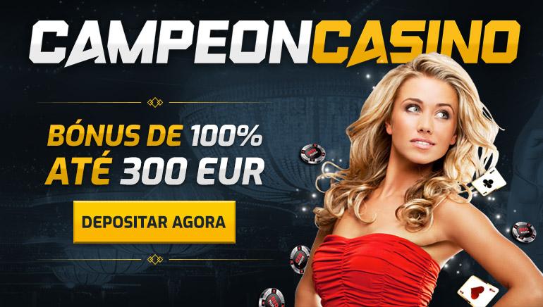 Pegue 10% Adicionais Sobre a Oferta de Boas-Vindas do Campeon Casino