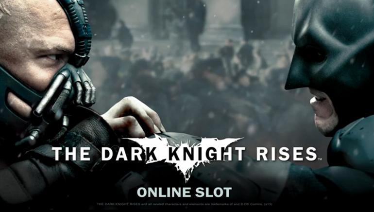 O Novo Filme e Jogo Slot Batman