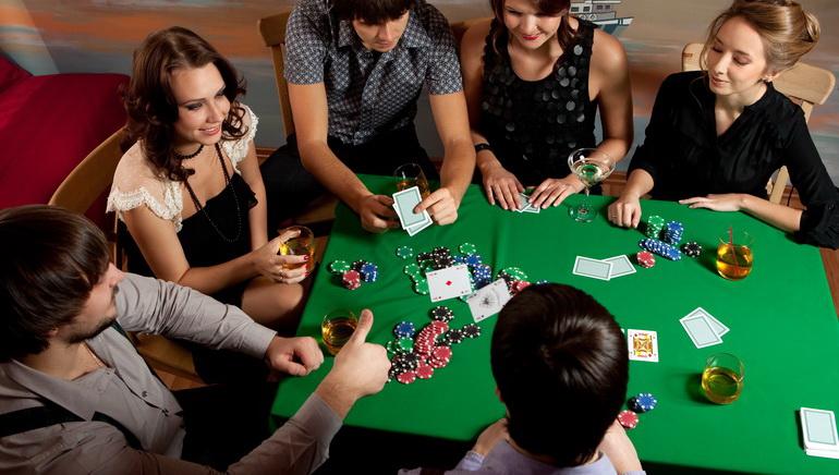 Pôquer a Dinheiro