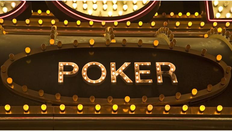 Casino Hold'em ao Vivo
