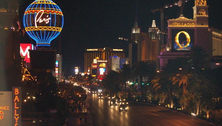 Escolhendo um Hotel e Cassino em Las Vegas