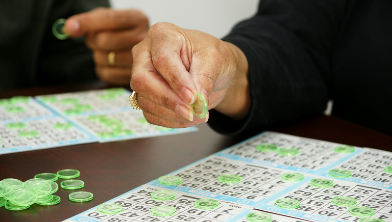 Bingo de 80 Bolas