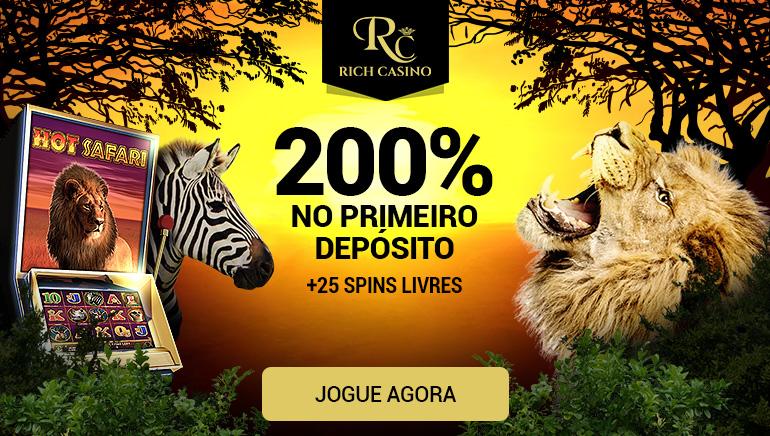 Rich Casino Brazil