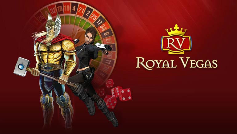 Desfrute de um Tratamento Real no Royal Vegas Casino
