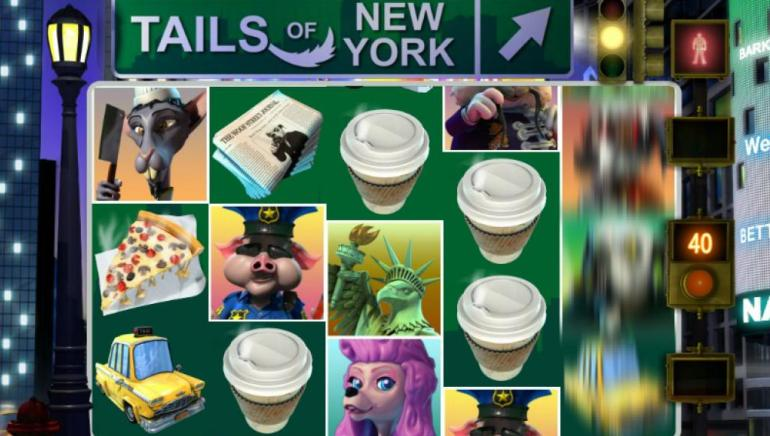 Tails de Nova York Chega ao Cassino Black Lotus