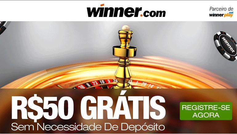 Ofertas Especiais do Winner Casino